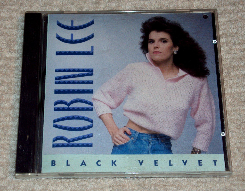 Robin Lee Black Velvet 20