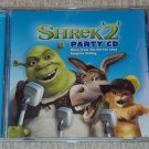 Shrek 2 Party CD 6 Songs PLUS BONUS 6 Karaoke Tracks