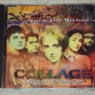 Sixpence - None The Richer CD Collage A Portrait Of Their Best