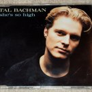 Tal Bachman - She's So High UK 3trk CD SINGLE