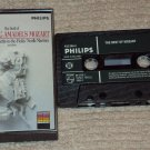 The Best Of Wolfgang Amadeus Mozart Cassette Holland Import