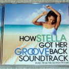 How Stella Got Her Groove Back Soundtrack CD Stevie Wonder, Shaggy...