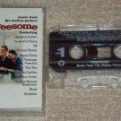 Threesome Soundtrack Cassette U2, Tears  For Fears, Duran Duran