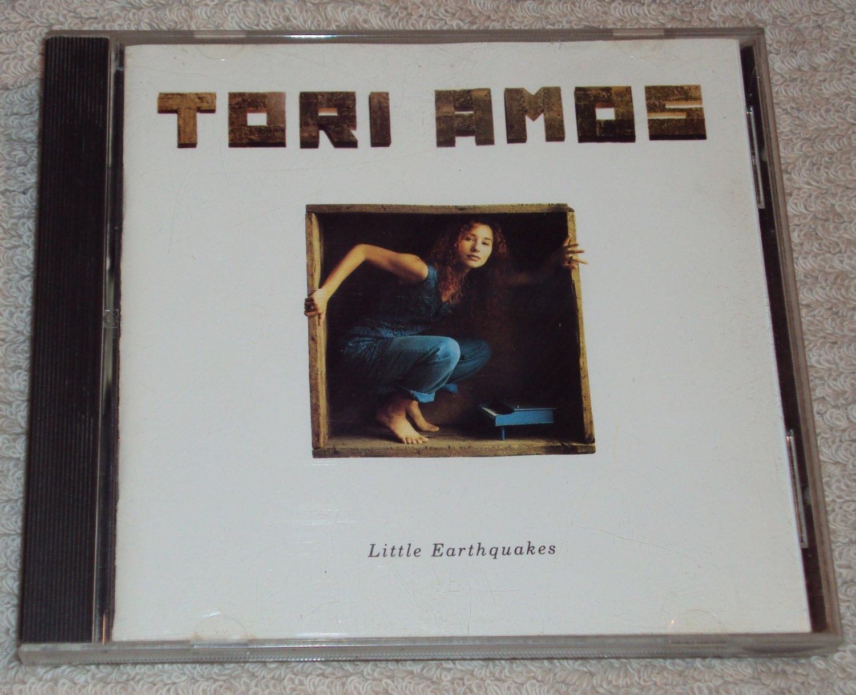 Tori Amos - Little Earthquakes CD 12trks Tori Amos Little Earthquakes