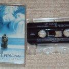 Up Close & Personal Original Score Album Cassette Thomas Newman
