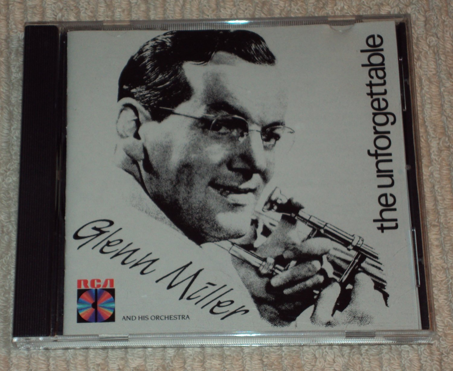 Glenn Miller - Unforgettable CD 16trks