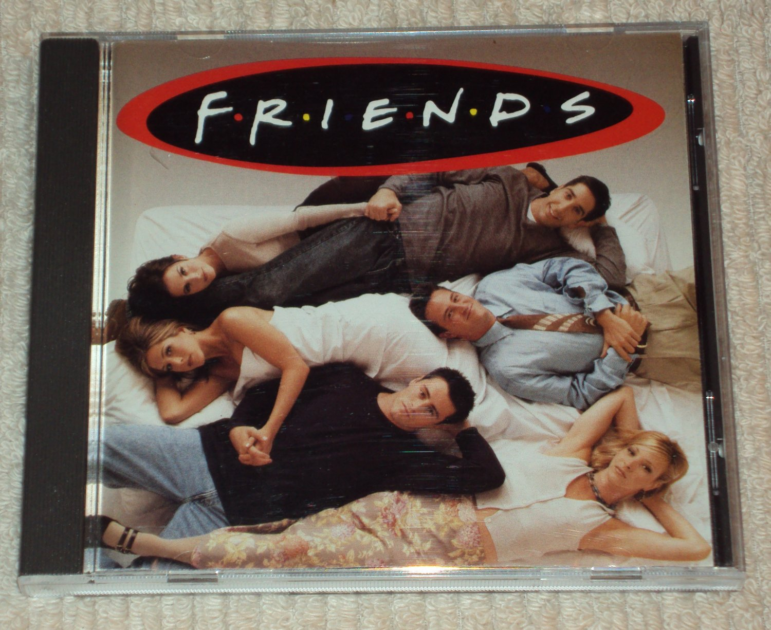 Friends TV Soundtrack CD Lou Reed, REM, Pretenders�