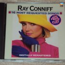 Ray Conniff – 16 Most Requested Songs CD Digitally Remastered