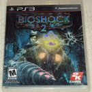 Bioshock 2 PS3 PlayStation 3