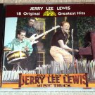 Jerry Lee Lewis – Original Sun Greatest Hits (CD, 18 Tracks)