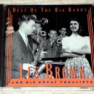 Les Brown – Best Of The Big Bands (CD, 16 trks) Doris Day, Gordon Drake…