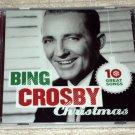 Bing Crosby – Christmas (10 Great Songs) (CD) NEW SEALED