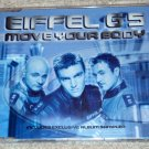Eiffel 65 - Move Your Body (3trk German CD Single) Includes Megamix