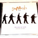 Genesis – Live: The Way We Walk, Volume 1 The Shorts (CD, 11 Tracks)
