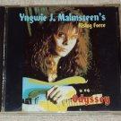 Yngwie J. Malmsteen's Rising Force/Odyssey (CD) 1988 Polydor