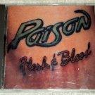 Poison - Flesh & Blood (CD 14 Tracks)