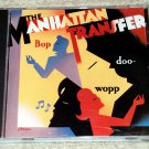 The Manhattan Transfer - Bop Doo-Wopp CD 10trks