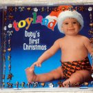 Toyland – Baby's First Christmas (CD, 16 trks) Jed Distler
