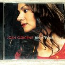 Joan Osborne - Righteous Love CD NEW SEALED