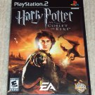 Harry Potter And The Goblet Of Fire (Sony PlayStation 2, 2005) PS2