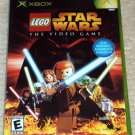 Lego Star Wars The Video Game (Microsoft Xbox, 2005)