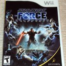 Star Wars The Force Unleashed (Nintendo Wii, 2008)