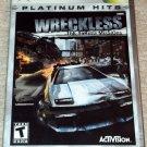 Wreckless The Yakuza Missions (Microsoft Xbox)