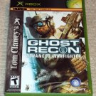 Tom Clancy's Ghost Recon Advanced Warfighter (Microsoft Xbox, 2006)