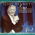 Tony Bennett – Sings The Ultimate American Songbook Vol. 1 (CD, 15 Tracks)
