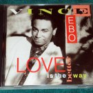 Vince Ebo – Love Is The Better Way (CD, 11 Tracks)