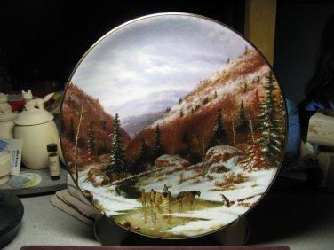 """""""Quebec Winter"""" by C. Krieghoff"""