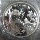 10 Yuan Pure Silver Coin (Chinese Yuan)