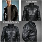 kirk star trek Movie Replica high quality 100% Real Leather Jackets