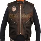 HAWKEYE The Avengers Jeremy Renner | Perfect Cosplay Costume Leather Vest Jacket