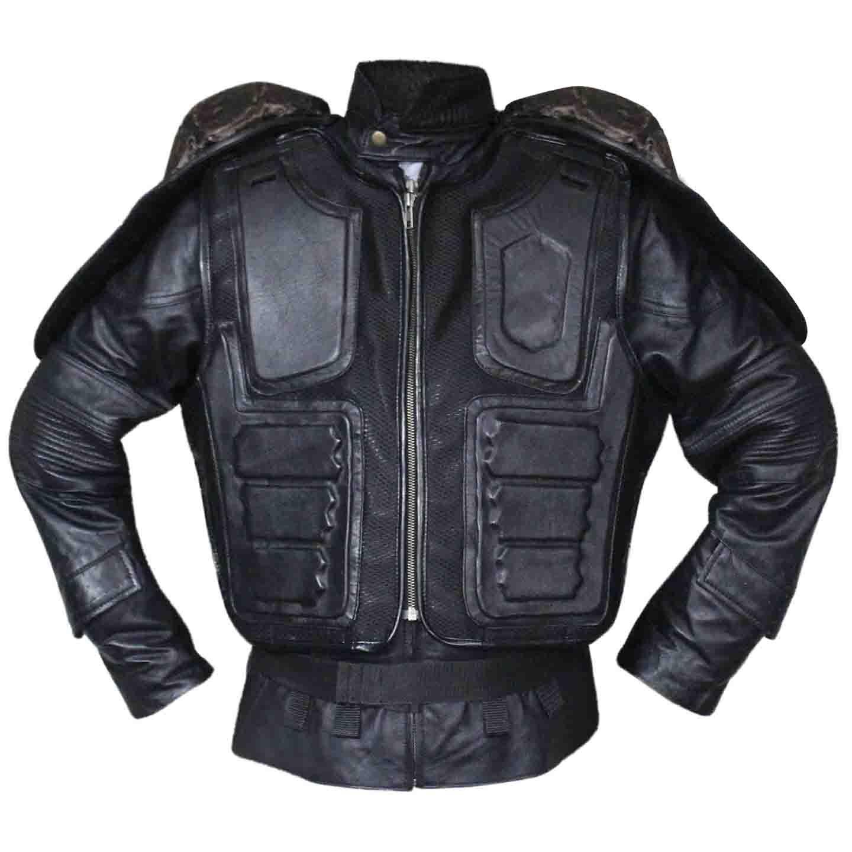 Karl Urban Judge Dredd Jacket