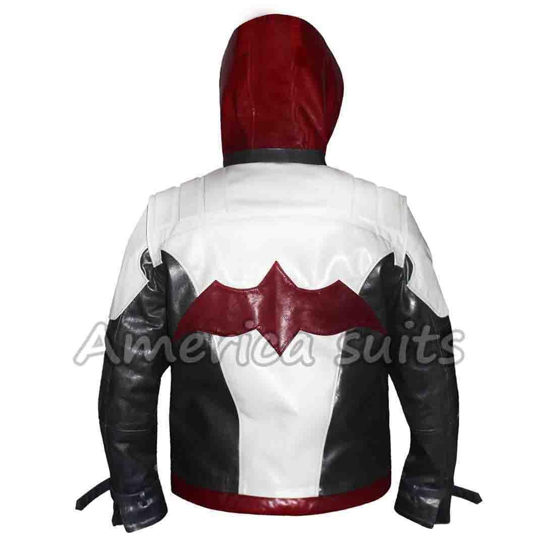 Batman Arkham Knight Red Hood (Jason Todd) Costume
