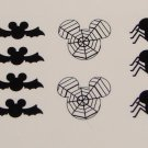 Halloween Mouse waterslides