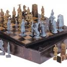 3410000: SALE: Chinese Warrior Chess Set