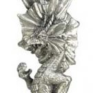 3794200: Pewter Dragon Bottle Opener