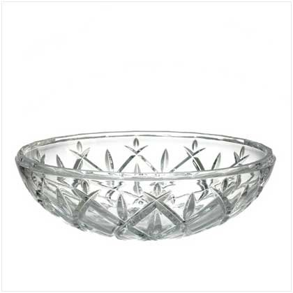 Lady Anne Design Gorham Crystal Bowl