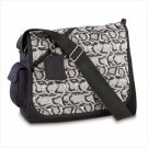 3872600: Snakeskin Design Messenger Tote Bag-Great for School/College/Travel