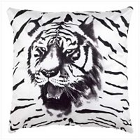 3876800 Ghost Tiger Accent Pillow