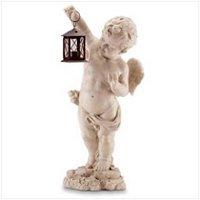 3520100: Cherub Statue and Lantern