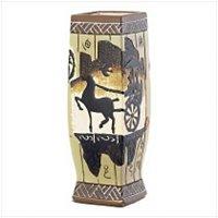 3821500:  Asian Glyph Vase