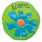"3776600: ""Bloom"" Garden Stepping Stone - Limited Supply"