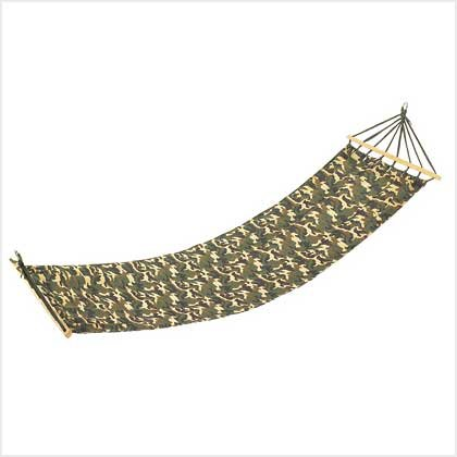 3880900: Camouflage Hammock