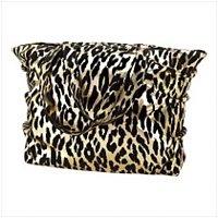 3934000: Golden Leopard Tote Bag - Multiple Uses