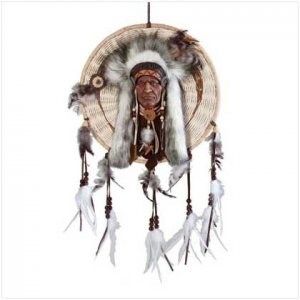 3416700: Indian Wicker Wall Decor