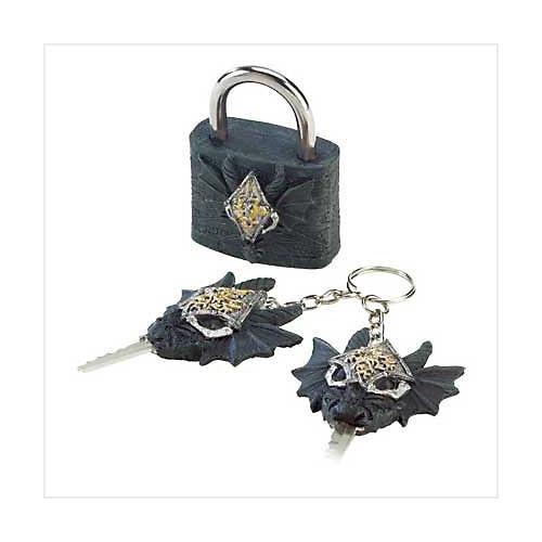 3869300: Dragon Lock And Keys oos 6/25