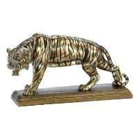 1214200: Golden Tiger Statue